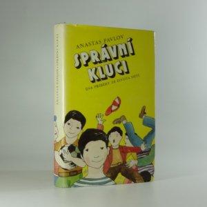 náhled knihy - Správní kluci : dva příběhy ze života dětí