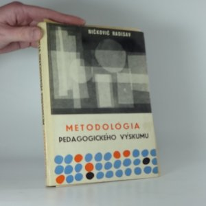 náhled knihy - Metodológia pedagogického výskumu
