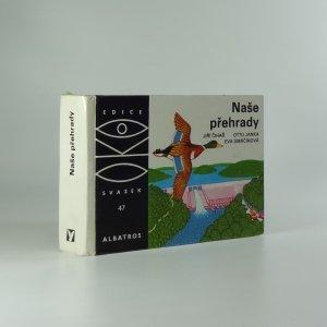náhled knihy - Naše přehrady