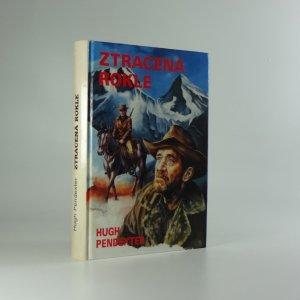 náhled knihy - Ztracená rokle