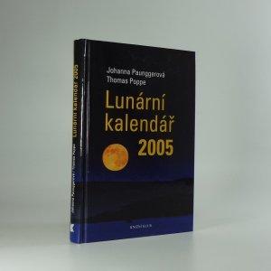 náhled knihy - Lunární kalendář 2005
