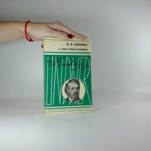 náhled knihy - G. A. Lindner a jeho odkaz dnešku