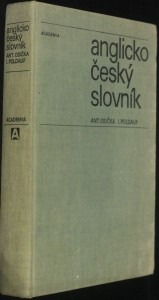 náhled knihy - Anglicko-český slovník : s dodatky