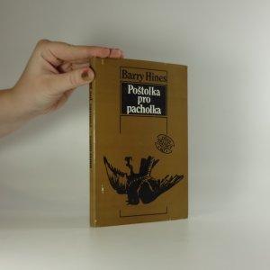 náhled knihy - Poštolka pro pacholka