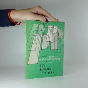 náhled knihy - Postavy české pedagogiky