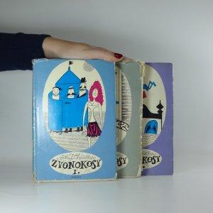 náhled knihy - Zvonokosy (I.-III.)