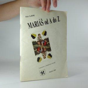 náhled knihy - Mariáš od A do Z