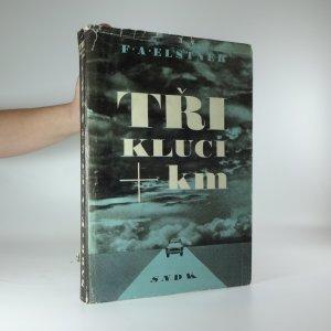 náhled knihy - Tři kluci + km
