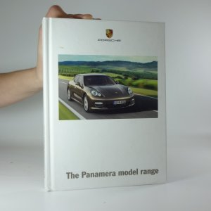 náhled knihy - Porsche: The Panorama model range