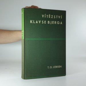 náhled knihy - Vítězství Klavse Bjerga: obrázky ze šedých jutských dun