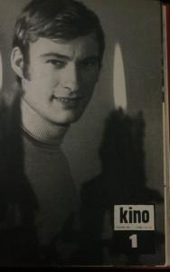 antikvární kniha Kino, 1.-26. číslo , ročník 25., 1971