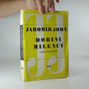 náhled knihy - Dořini milenci a jiné kratochvíle