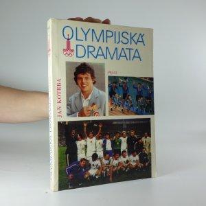 náhled knihy - Olympijská dramata