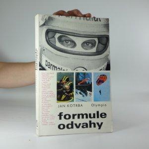 náhled knihy - Formule odvahy