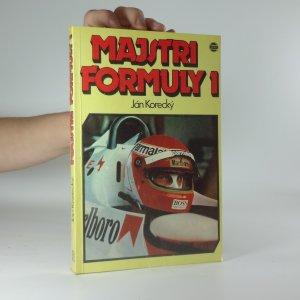 náhled knihy - Majstri formuly 1