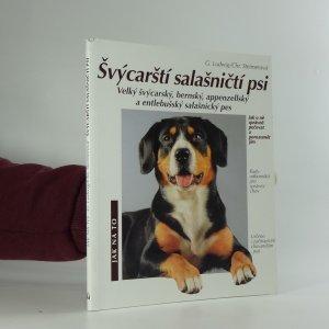 náhled knihy - Švýcarští salašničtí psi