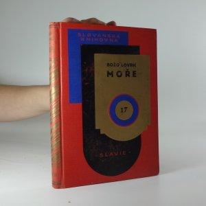 náhled knihy - Moře: román z dalmatského života