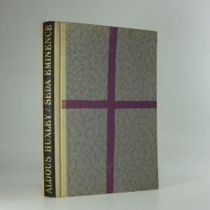 náhled knihy - Šedá eminence