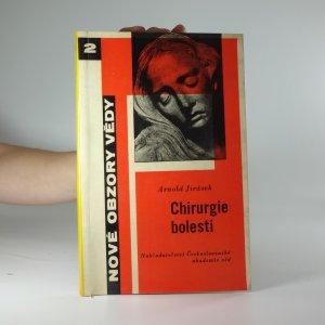 náhled knihy - Chirurgie bolesti