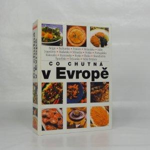 náhled knihy - Co chutná v Evropě