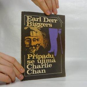 náhled knihy - Případu se ujímá Charlie Chan