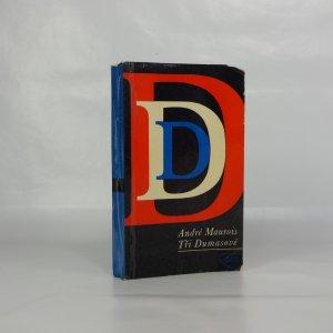 náhled knihy - Tři Dumasové