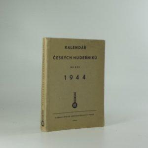 náhled knihy - Kalendář českých hudebníků na rok 1944