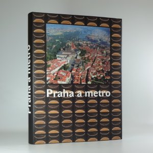 náhled knihy - Praha a metro