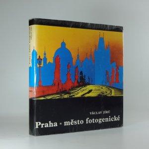 náhled knihy - Praha - město fotogenické