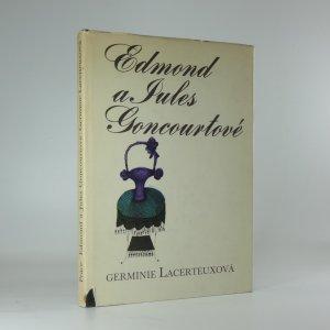 náhled knihy - Edmond a Jules Goncourtové