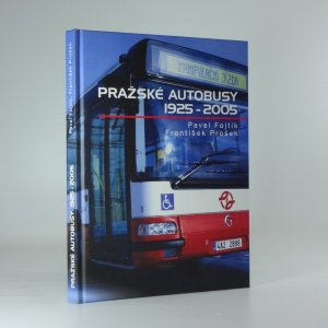 náhled knihy - Pražské autobusy 1925-2005