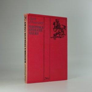 náhled knihy - Kronika stoleté války