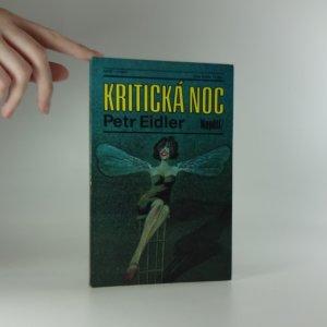 náhled knihy - Kritická noc