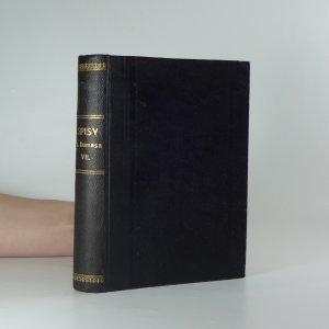 náhled knihy - Paměti lékařovy - Královnin náhrdelník. Díl VII.