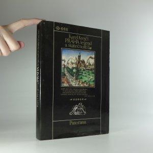 náhled knihy - Praha legend a skutečnosti