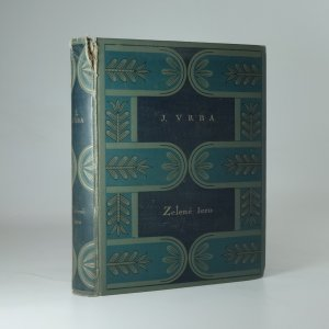 náhled knihy - Zelené šero
