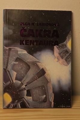 náhled knihy - Čakra Kentaura