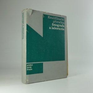 náhled knihy - Kvalifikační příručka fotografa a laboranta