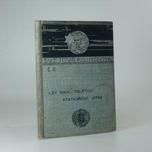 náhled knihy - Statkářovo jitro