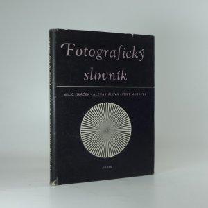 náhled knihy - Fotografický slovník