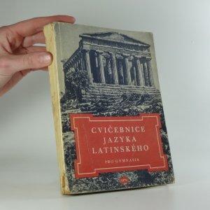 náhled knihy - Cvičebnice jazyka latinského pro gymnasia