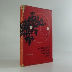 náhled knihy - Pedagogické problémy současné doby