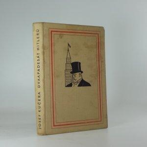 náhled knihy - Dvaapadesát Hitlerů