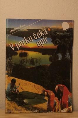 náhled knihy - V parku čeká upír