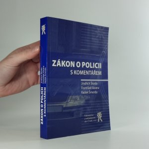 náhled knihy - Zákon o policii s komentářem