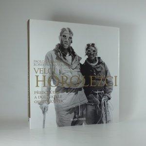 náhled knihy - Velcí horolezci