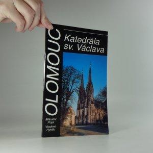 náhled knihy - Olomouc. Katedrála sv. Václava.