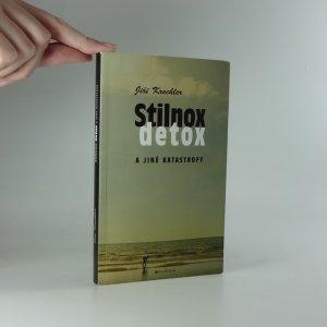 náhled knihy - Stilnox detox a jiné katastrofy
