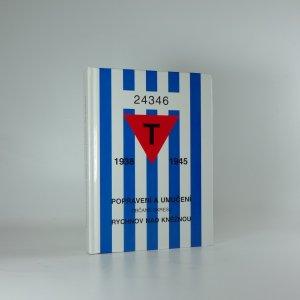 náhled knihy - Popravení a umučení občané okresu Rychnov nad Kněžnou : 1938-1945