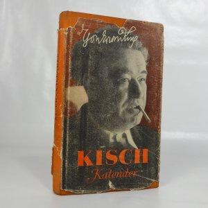 náhled knihy - Kisch-Kalender